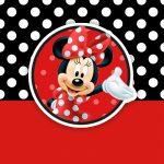 Planner Minnie Vermelha 2019 capa