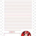 Planner Minnie Vermelha 2019 planner diario