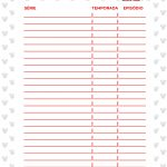 Planner Minnie Vermelha 2019 series