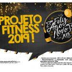 Plaquinhas Ano Novo 2019