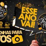 Plaquinhas Ano Novo 2019 Grátis para Baixar e Imprimir