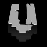 V Alfabeto Minecraft