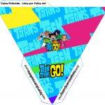 Caixa Piramide Jovens Titas