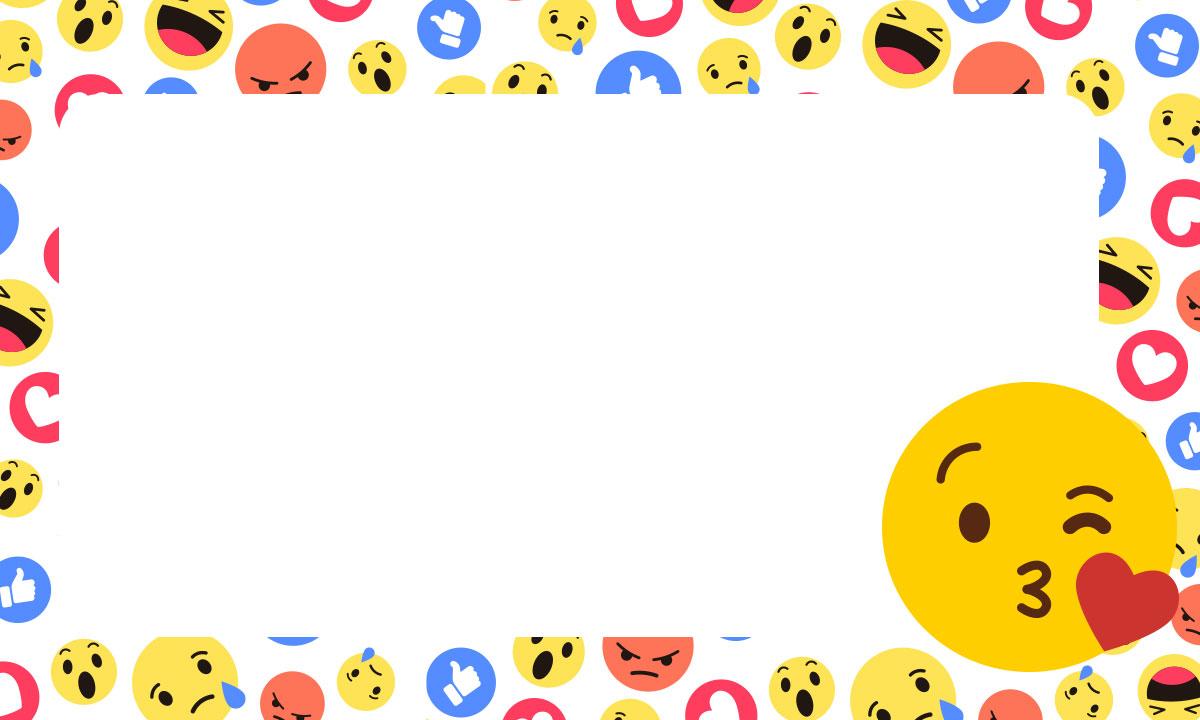 Etiqueta Escolar Emoji 5