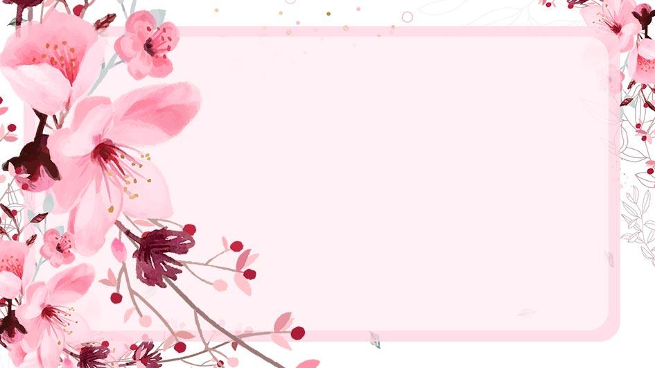 Etiqueta Escolar Floral para editar