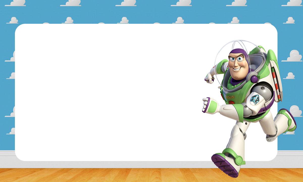 Etiqueta Escolar Toy Story para Imprimir 8