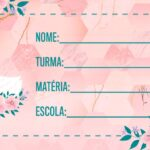 Etiqueta Volta as Aulas Cisne