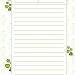 Planner para Professores Tema Cactos Verde Anotacoes de Reuniao