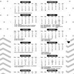 Calendario 2022 Panda