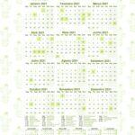 Calendario Cactos 2021