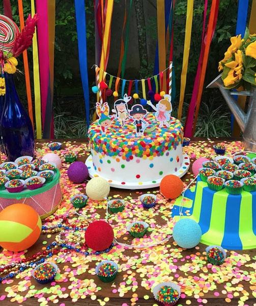 20 Ideias para Festa infantil Tema Bailinho de Carnaval 1