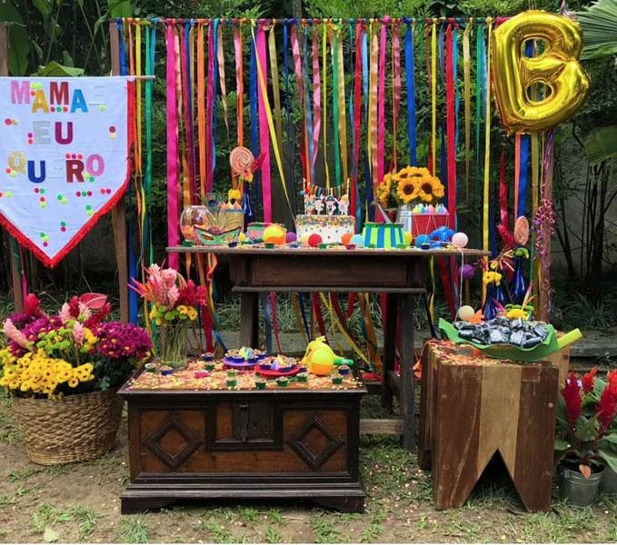 20 Ideias para Festa infantil Tema Bailinho de Carnaval 2
