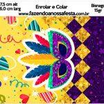 Bisnaga Brigadeiro 15gr Carnaval