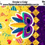Bisnaga Brigadeiro 30gr Carnaval