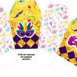 Caixa China in Box Carnaval