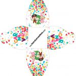 Caixa Festa Carnaval Infantil