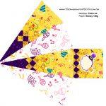 Caixa Piramide 2 Carnaval