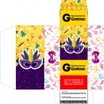Caixa Remedio Carnaval