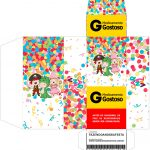 Caixa Remedio Festa Carnaval Infantil