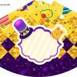 Chapeuzinho de Festa Carnaval