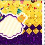 Convite Ingresso Carnaval