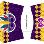 Envelope Fritas Carnaval