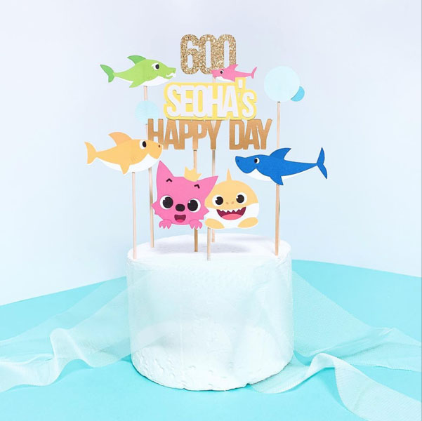 Festa tema Baby Shark 30