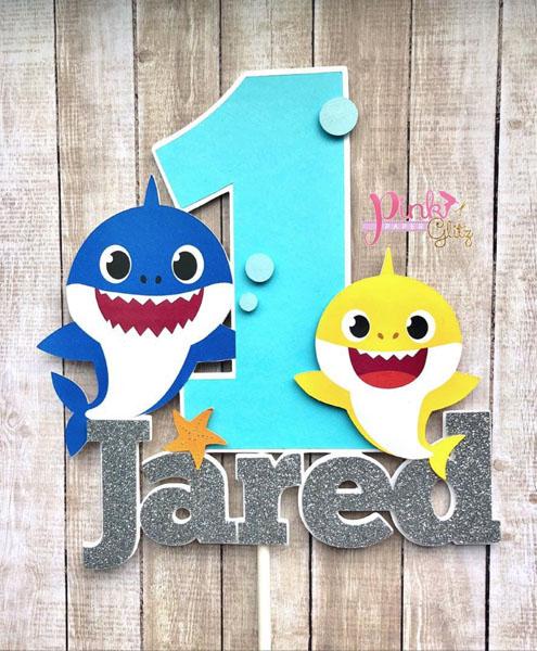 Festa tema Baby Shark 42
