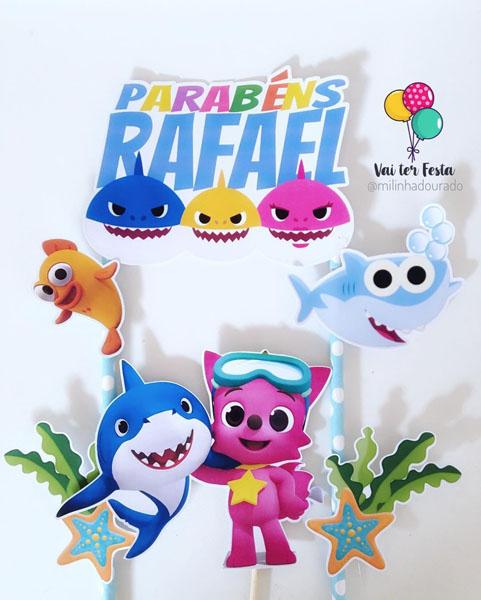Festa tema Baby Shark 52