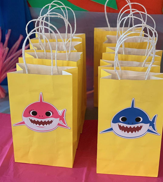 Festa tema Baby Shark 55