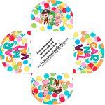 Forminhas Docinhos Festa Carnaval Infantil