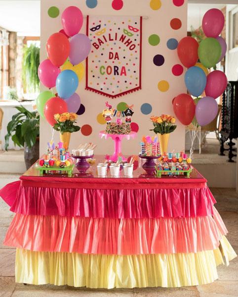 Ideias para Festa de Carnaval para criancas 16
