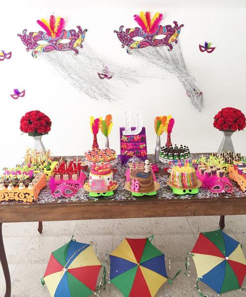 Ideias para Festa de Carnaval para criancas 17