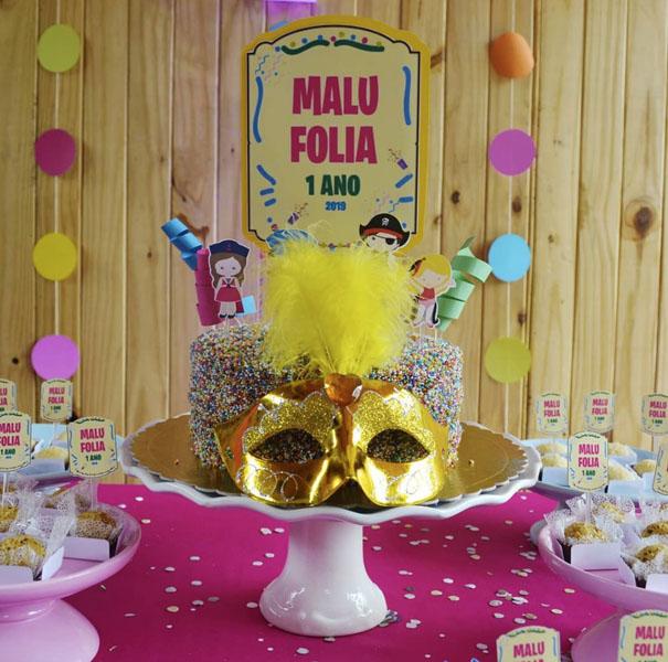 Ideias para Festa de Carnaval para criancas 18