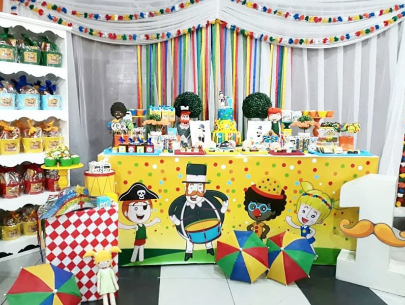 Ideias para Festa de Carnaval para criancas 19
