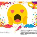Plaquinhas divertidas de Carnaval gratis 12
