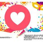 Plaquinhas divertidas de Carnaval gratis 15