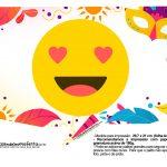 Plaquinhas divertidas de Carnaval gratis 4