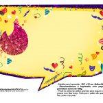Plaquinhas de Carnaval para Imprimir 46