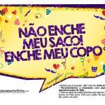 Plaquinhas divertidas de Carnaval gratis 49