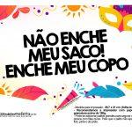 Plaquinhas divertidas de Carnaval gratis 5