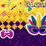 Revista Colorindo Carnaval