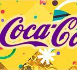 Rotulo Coca cola Carnaval