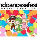 Rotulo Lapis Festa Carnaval Infantil