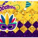 Rotulo Toddynho Carnaval