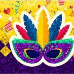 Rotulo Tubetes Carnaval