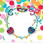 Rotulo para Squezze Festa Carnaval Infantil