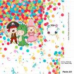 Sacolinha Surpresa 2 2 Kit Festa Bailinho de Carnaval