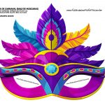 mascaras de carnaval adulto