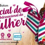Bolsinha Batom Dia da Mulher